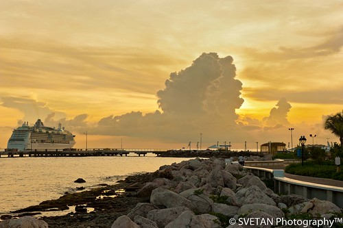 trip sunset sky photography curacao tropical romantic caribbean sentimental anvar roayal khodzhaev svetan