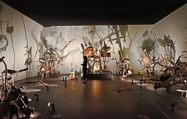 La danse macabre (Musée Tinguely, Bâle)