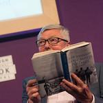 Alan Johnson | Former Home Secretary Alan Johnson reads from his book Please, Mister Postman © Alan McCredie