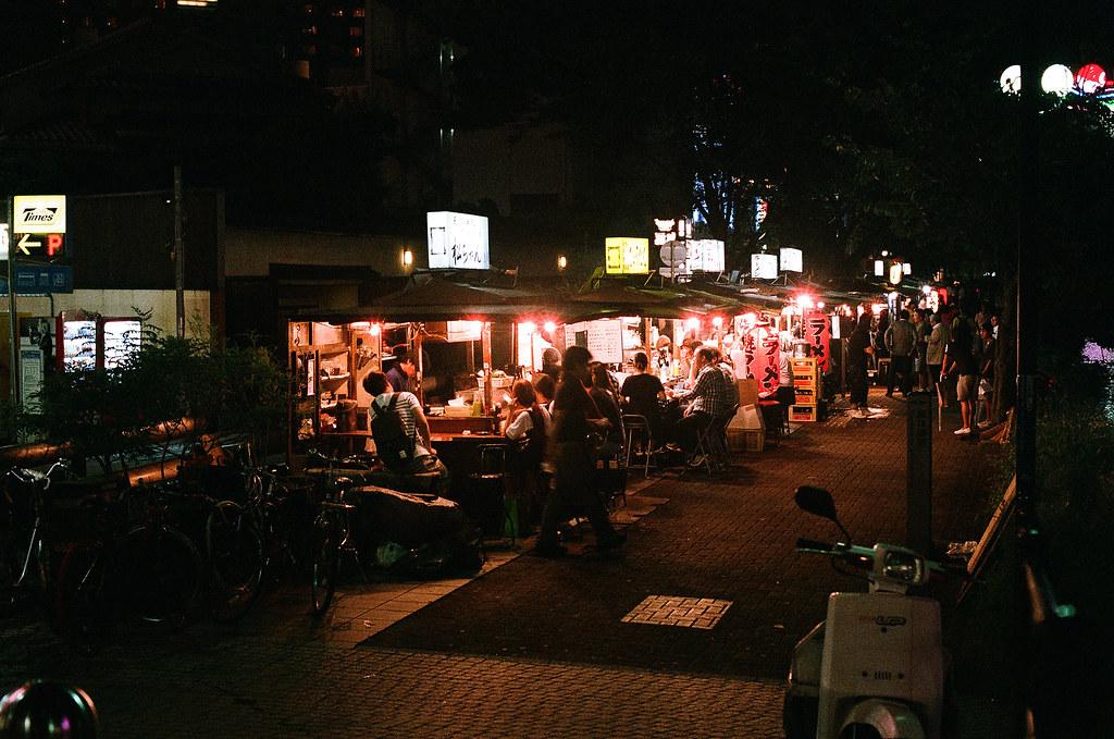 中洲屋台 福岡 Fukuoka