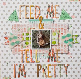 Feed Me & Tell Me I'm Pretty LO