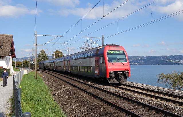 S-Bahn Zurich (Switzerland) 2015