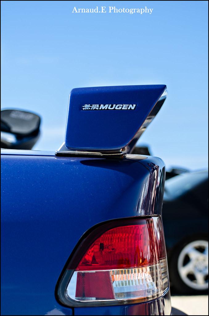 Hem 6 Honda Civic Em1 Mugen Spoiler Photo Prise Lors Du Flickr