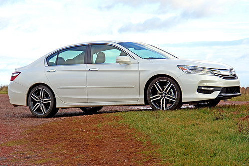 PEI-00584 - 2016 Honda Accord Touring (Mine) Photo