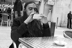 le llamare taza de cafe