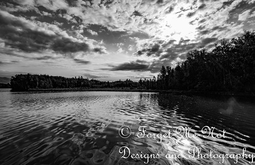 alaska alaskan wasilla lakes lucillelake boardwalk pier sunrise waterways