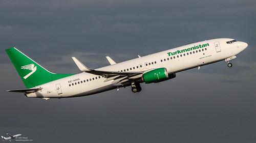 <p>Take off rwy15@ BHX</p>