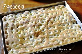 Focaccia senza glutine | by mammadaia