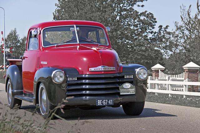 Chevrolet Triftmaster 1948 (3205)