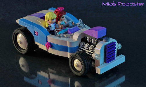 Mia's Roadster | by Bricksky