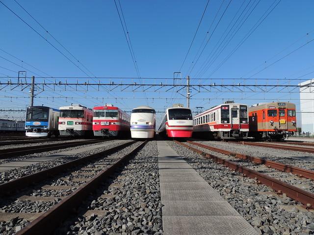 東武ファンフェスタ2013 Tobu railfest in Minami Kurihashi