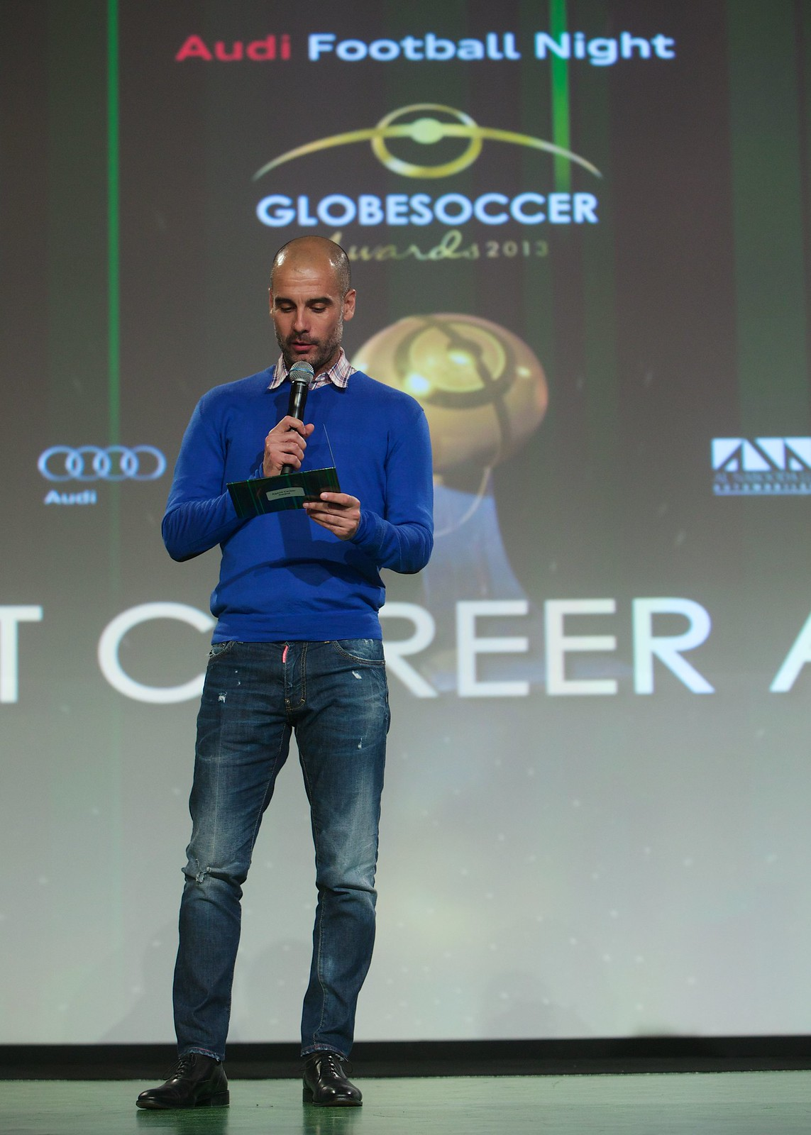 Globe Soccer Awards 191