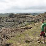 Rocco on Maui coast
