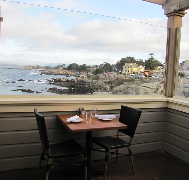 Outdoor Deck at The Beach House Restaurant