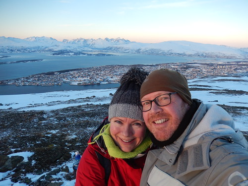 11 - Tromso - snow hike