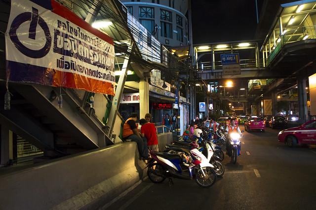 Bangkok Demonstration