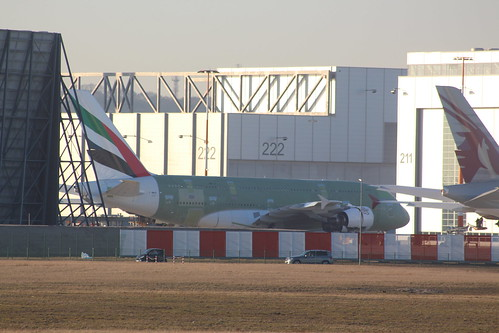 A380 Emirates A6-EEY | by XFW-Spotter