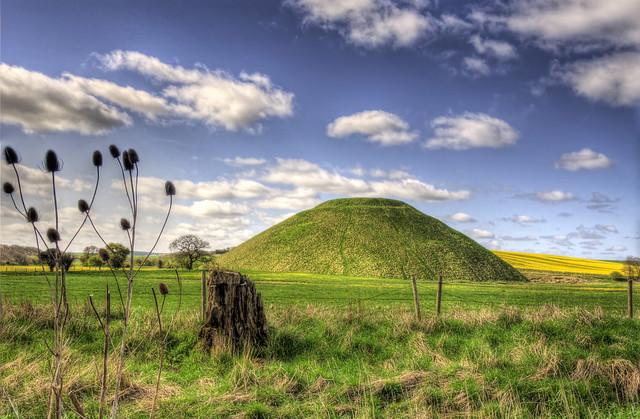 Silbury Hill, Wiltshire