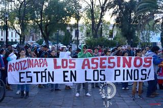4 meses de la desaparicion de 43 normalistas_001CR (6) | by La Jornada San Luis