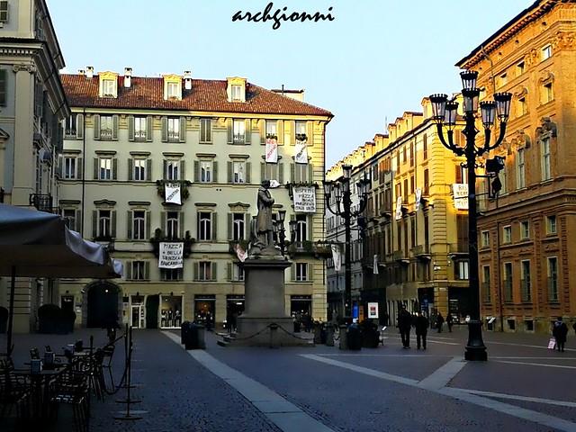 piazza + bella senza bancarella