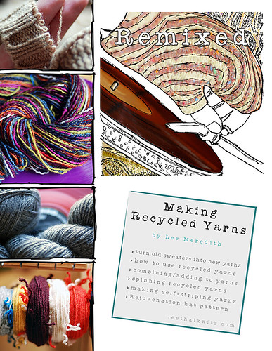 Making Recycled Yarns ebook cover | by -leethal-