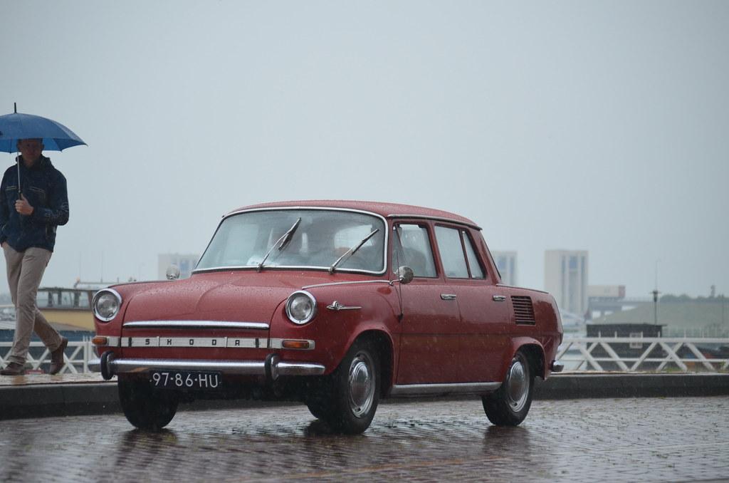 1969 Skoda 1000 97-86-HU