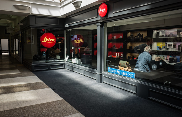 Leica Store Manchester