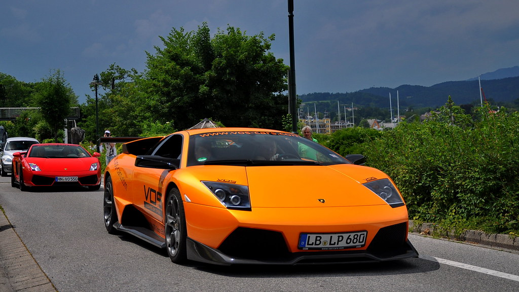 Lamborghini Murcielago Lp680 Gtr Lamborghini Gallardo Lp Flickr