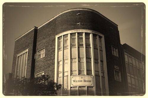 Hilton House, Radcliffe