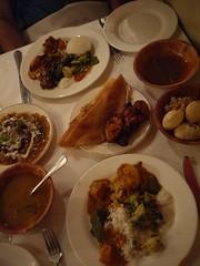 土, 2013-08-10 12:40 - Chola の週末ビュッフェ