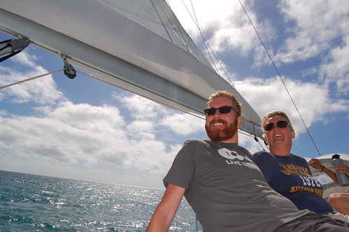 Sailing the Whitsundays - Peter/Veronique | by minuseleven