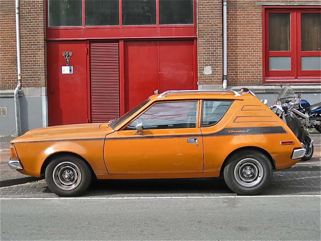 1972 Amc Gremlin X 3 8 Litre