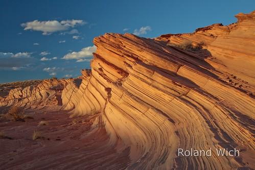 arizona usa wall america golden united great nation az canyon page states navajo waterholes