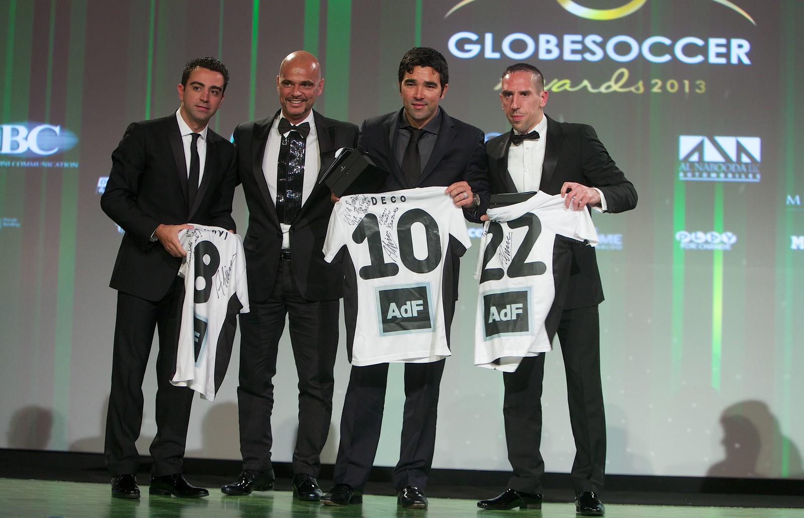 Globe Soccer Awards 311