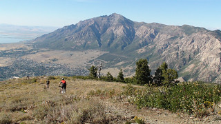 Mountain Biking on Lewis Peak | by Intermountain Region US Forest Service