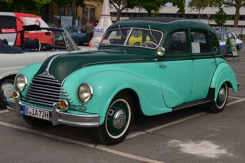BMW Eisenach 340-2 (1952) | 55 CV @ 3400 rpm 6 cylinder in ...