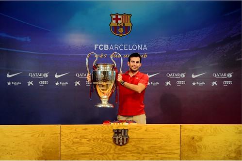 Camp Nou Experience 2013