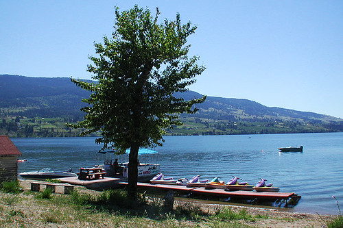 Lake Country, Okanagan Valley, British Columbia, Canada