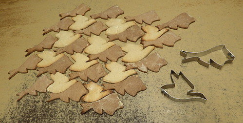 Escher Cookie Cutters - The Sequel | by fdecomite