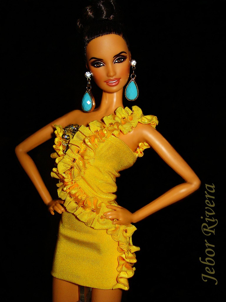 ♥♥♥ Miss Barbie Universe 2013 ♥♥♥ | ♥♥♥ Chanel is really