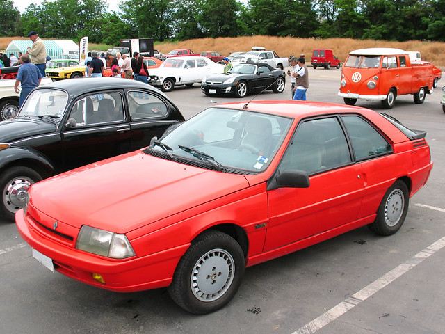 Renault Fuego GTA 1990