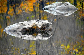 2 Rocks and Their Reflection | by Stanley Zimny (Thank You for 43 Million views)