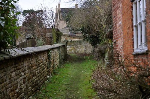 Rectory Lane to church alley | by dwholcot