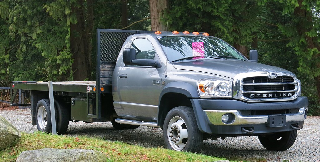 2008 Sterling Bullet 5500 HD Truck | Custom_Cab | Flickr