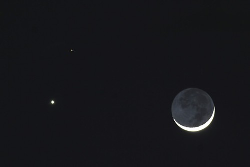 Moon Venus Mars | by pandaphotos1485