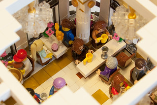Dining Hall inside from above 5 | by cimddwc