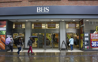 End of an era: BHS, Swansea | by Dai Lygad