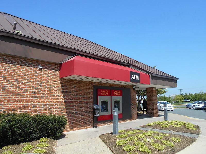 Bank ATM AWNING Baltimore