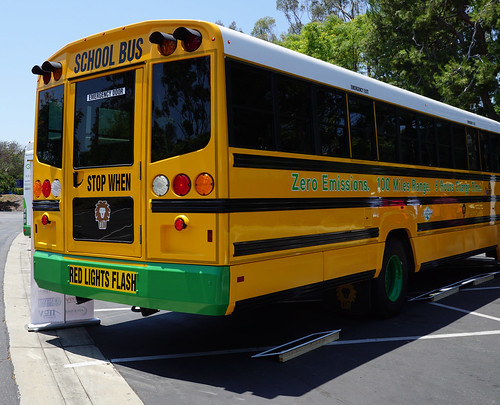Exploring Electric School and Shuttle Buses: Is it time to convert your fleet to electric? | by UCI Sustainability