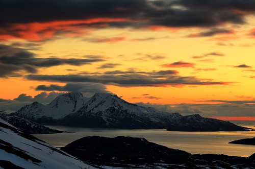 longexposure sunset sky landscape tromsø troms ndfilter nikond7000 lcwfaderndmkii